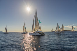 Nava Catamaran regatta 2017