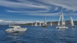 Nava Catamaran regatta 2019