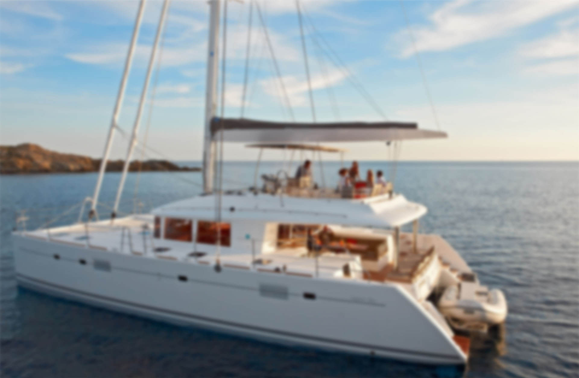 Catamaran versus monohull or why sail a catamaran
